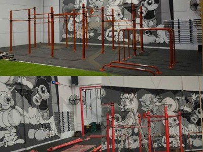 Kenguru Pro indoor calisthenics gyms