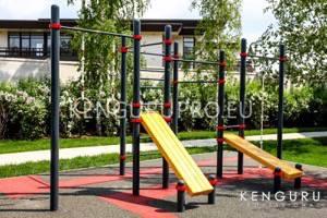 Kenguru Pro calisthenics parks