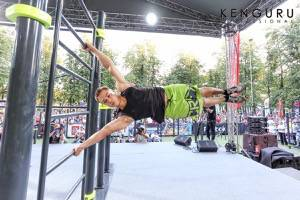 Kenguru Pro street workout gym