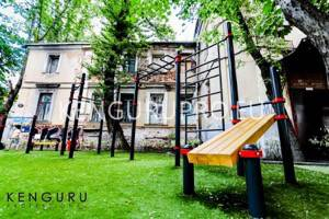 Kenguru Pro street workout facilities