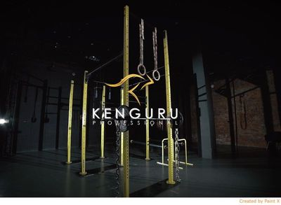 Kenguru Pro «Functional Rack» - new workout equipment line